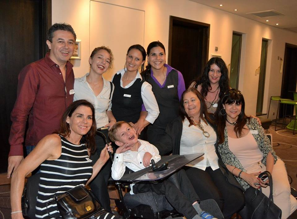 Warrior On Wheels Foundation, Hotel Verde,  Justine Asher